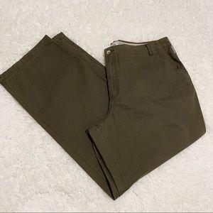Columbia Khaki Chino hiking Pants Size 22W